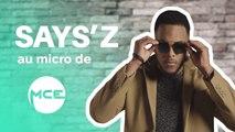 """Says'z : Le protégé de GIMS sort """"Holisaysz"""", un EP surprise !"""