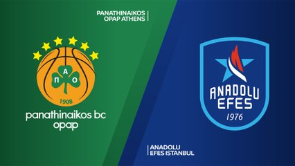 EuroLeague 2019-20 Highlights Regular Season Round 6 video: Panathinaikos 86-70 Efes