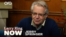 """The Republican party is better than Donald Trump"": Jerry Springer talks politics"