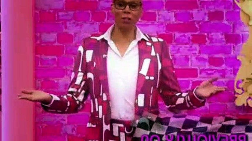 RuPauls Drag Race UK Season 1 Episode 5 Girl Group Battle