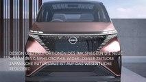 Der Nissan IMk concept - Die kraftvolle Präsenz des zeitlosen japanischen Futurismus