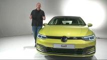 VW Golf 8 – Premiere of the new Volkswagen Golf