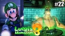 Luigi's Mansion 3 #22 — Fitness Center {Switch} Walkthrough part 22