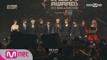 [2015MAMA] Redcarpet _ 방탄소년단(BTS)