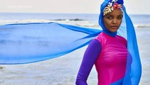 Meet the First Hijab-Wearing Model In Sports Illustrated Swimsuit Edition