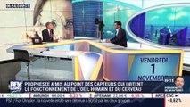 Prophese lève 25 millions d'euros et porte ainsi 60 millions d'euros le total des fonds levés par la start-up, Luca Verre – 01/11