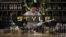UNMAPPED: No need for a vase – Bar Mood's Nick Wu wants you to sip those flowers - episode 1