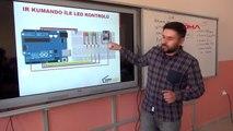 Muş'ta öğretmenlere robotik kodlama eğitimi