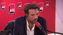 """Nicolas Bedos : """"Le monde dans lequel on vit, dans lequel un cinéaste va s'excuser de ses infidélités sur les chaînes info, n'est pas vraiment """"cool""""."""""""