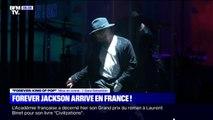 """""""Forever King of Pop"""", le spectacle en hommage à Michael Jackson, débarque en France"""