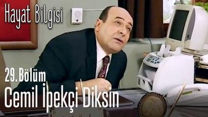 Cemil İpekçi diksin - Hayat Bilgisi 29. Bölüm