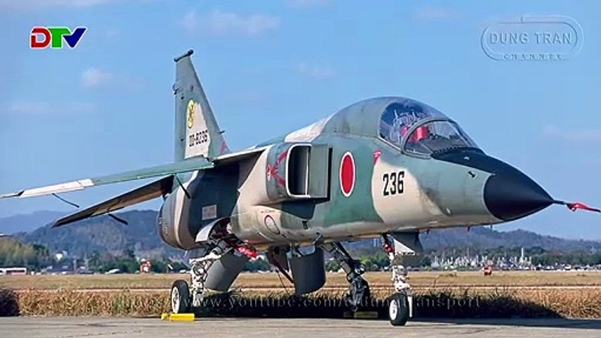 Mitsubishi F-1 Fighter Aircraft
