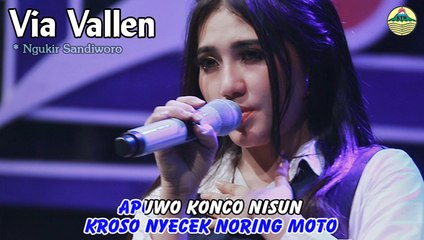 Via Vallen ~ Ngukir Sandiworo   |   Official Video