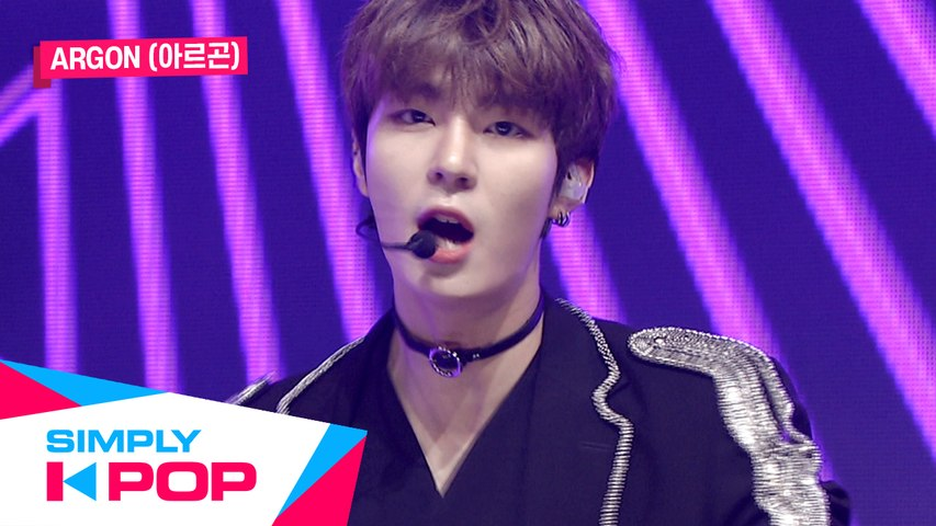 [Simply K-Pop] ARGON(아르곤) - Give Me Dat