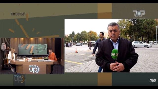 Wake Up/ Tërmeti në Korçë, prefekti Dhori Spirollari flet për situatën