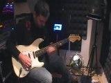 Funk Rock sur fender stratocaster