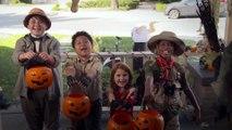 Kevin Hart trolle Dwayne Johnson pour Halloween