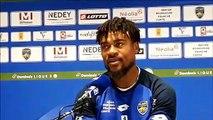 FC Sochaux : 3 questions à Adolphe Teikeu avant le déplacement du club doubiste à Niort
