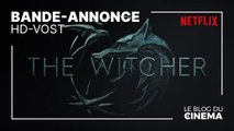 THE WITCHER : bande-annonce [HD-VOST]