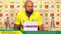 Replay : Nicolas Pallois avant FCGB-FCN