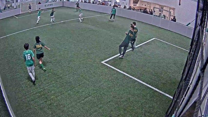 11/02/2019 13:00:02 - Sofive Soccer Centers Brooklyn - Parc des Princes
