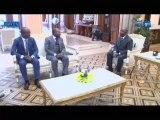 RTG/Audience du Président Ali Bongo avec les ministres des mines, de l'énergie, du pétrole, du gaz et des hydrocarbures