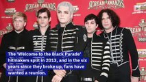 My Chemical Romance to Reunite