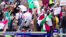 Protestas con otro objetivo - Nex Noticias