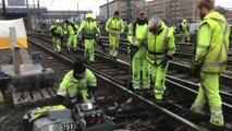 Jonction Bruxelles Nord-Midi : une nouvelle signalisation mise en place