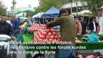 Des Kurdes d'Irak boycottent les produits turcs