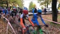 Cyclo-cross : victoire de Natan Patrois au Trophée d'Epinal à Bouzey