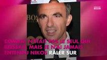 """Nikos Aliagas """"inquiet"""" par l'arrivée de Camille Combal sur TF1 ? Son entourage s'exprime"""