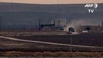 Erste türkisch-russische Grenzpatrouillen in Nordsyrien gestartet