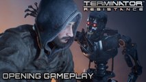 Terminator Resistance - Opening Gameplay | Official FPS Shooter Game (2019) 4k
