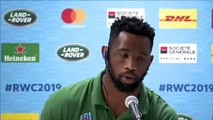 Winning RWC 'important' for the country of South Africa says captain Kolisi