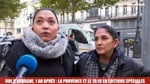 Effondrement d'immeubles à Marseille, un an après : La Provence et le 18:18 en éditions spéciales