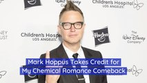 Mark Hoppus And My Chemical Romance