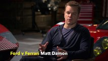 Ford v Ferrari Matt Damon