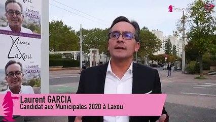 Le journal des municipales 2020 : interview de Laurent Garcia (Laxou)