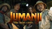 Jumanji Next Level - Final Trailer  - Dwayne Johnson, Jack Black, Kevin Hart VOST