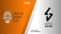 Valencia Basket - LDLC ASVEL Villeurbanne Highlights | Turkish Airlines EuroLeague, RS Round 6