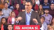 Sánchez se muestra orgulloso al acoger España la cumbre del clima