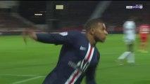 Gol Kylian Mbappé
