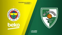 Fenerbahce Beko Istanbul - Zalgiris Kaunas Highlights |Turkish Airlines EuroLeague, RS Round 6