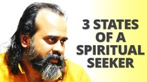 Acharya Prashant on Upanishads - Three states of a spiritual seeker