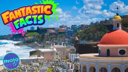 PUERTO RICO! — Fantastic Facts