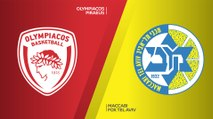 Olympiacos Piraeus - Maccabi FOX Tel Aviv Highlights | Turkish Airlines EuroLeague, RS Round 6