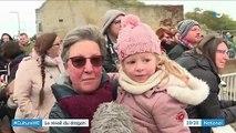 Calais : la ville a désormais son dragon