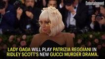 Lady Gaga Lands First Post-Star Is Born Movie Role in Ridley Scott's Gucci Murder Drama