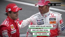 On this day: Lewis Hamilton wins his first F1 title